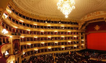 Simon Boccanegra - Theater La Scala Milan