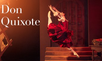 Don Quixote (ballet) - March 2016